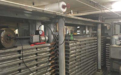 Onderhoud koelinstallatie vistrawler 'Slattaberg' Bremerhaven
